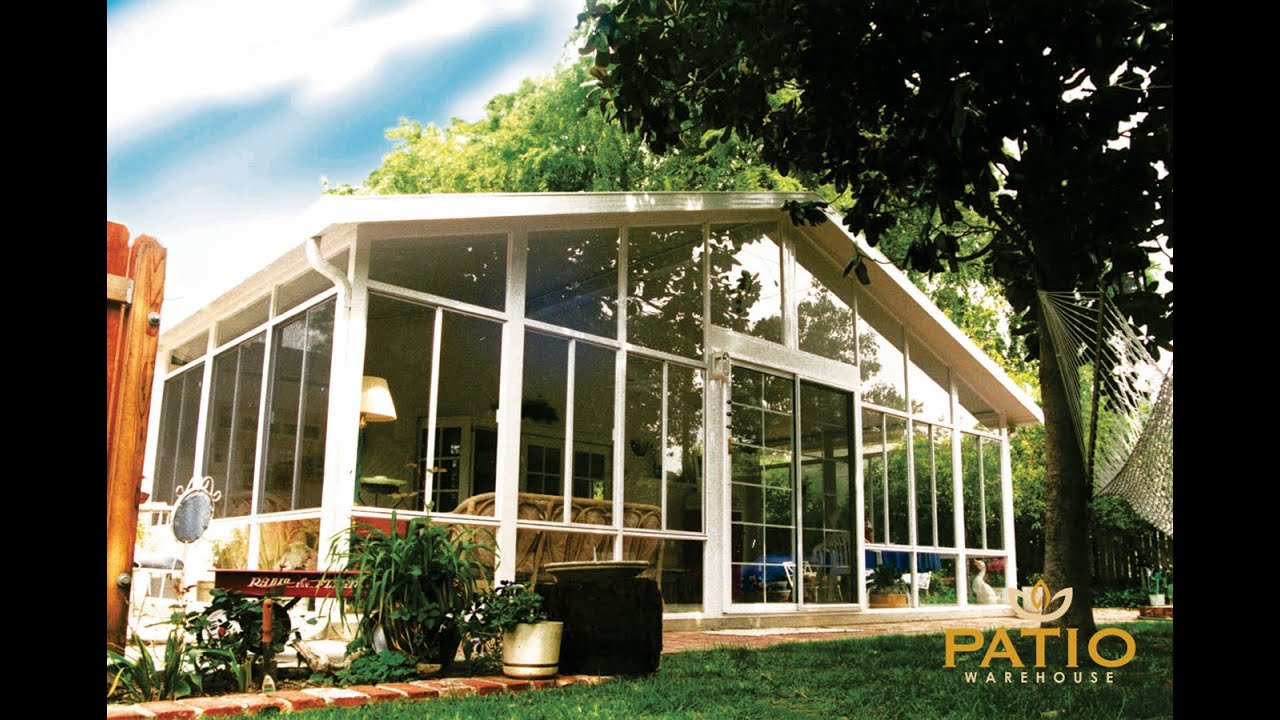 Sunrooms U0026 Patio Enclosures @ Patio Warehouse Inc., Orange County CA    YouTube