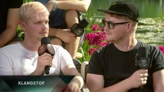 Klangstof Interview - Coachella 2017