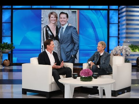 Kyle MacLachlan Opens Up About His Sex  with RealLife Ex Laura Dern