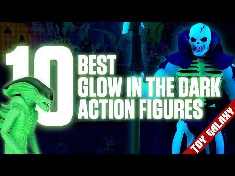 Top 10 Best Glow in the Dark Action Figures | List Show #57