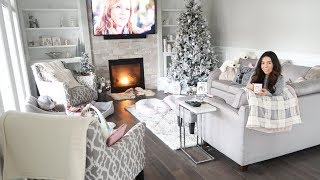 OUR HOLIDAY HOME TOUR🎅🏻🎄 -SLMissGlamVlogs💕