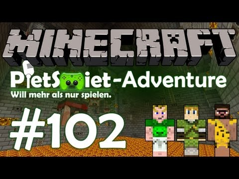 Let's Play Minecraft Adventure-Maps [Deutsch/HD] - PietSmiet-Adv #102
