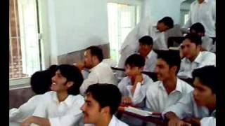 islamia college university peshawar 2nd year Computer Science 2008