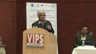 Inaugural 4: Prof. Rajen Harshe Ex-VC University of Allahabad & Eminent Social Scientist