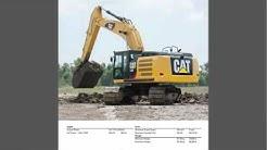 Freight Brokers - Transporting CAT 336 E Excavators - Heavy Haul 101