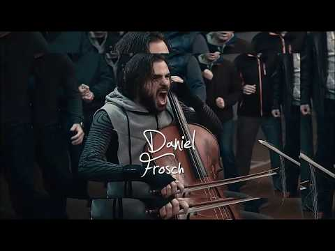 2CELLOS - Eye Of The Tiger (Daniel Frosch Drum Remix)