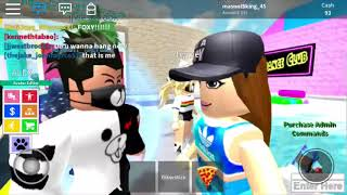 😂EXPOSING GOLD DIGGERS AND GETTING INTO FIGHTS| roblox 💕