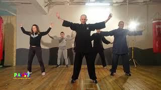 Китайское искусство ушу  Уроки хорошего самочувствия  Видео 2  Элементы суставной гимнастики