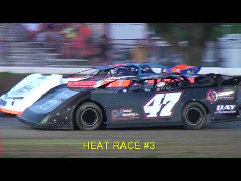 CENTRAL MISSOURI SPEEDWAY ULMA LATE MODELS  5-26-18