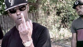 Hoodlum - Gang Bang   Fuc A Freestyle [Prod By Greezy x Reckanize & J.Mak] (Official Video)