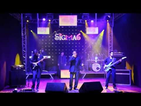 DVD Banda SIGMA 6 - MEDLEY LENTAS