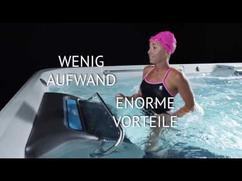 Endless Pools Fitness Systems Featurette (German)
