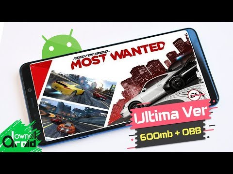 Need For Speed Most Wanted Para Android APK (+OBB / Español)