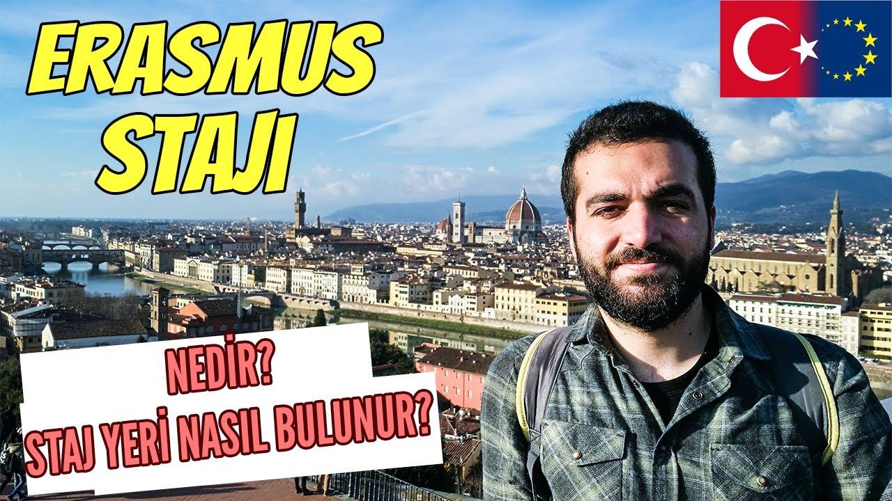 Erasmus Stajı Nedir? Staj Yeri Nasıl Bulunur?