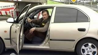 Секонд тест Hyundai Accent