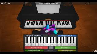 Roblox Piano | Zedd, Maren Morris, Grey - The Middle