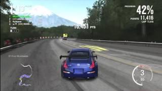 Forza 4: Nissan 350Z/ Fairlady Z Drifting