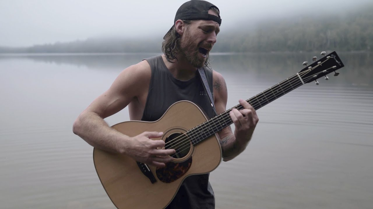 Jonathan Roy  Money Live Acoustic Performance