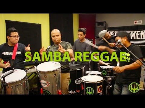 Wicked Aura - Samba Reggae - Percussion Tutorial 7