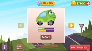 Beepzz Hill Climb - racing game for kids