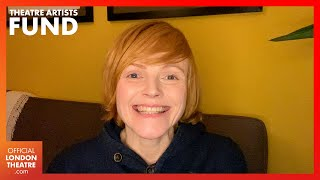 Maxine Peake: My Turning Point | Theatre Artists Fund