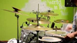 Кристо & Лора Караджова - Повече от всичко (Drum Cover)