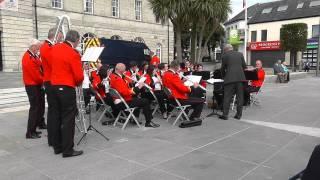 Ballygowan Flute Band - I Will Follow Him