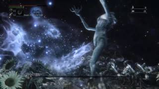 Bloodborne The Sky And The Cosmos Are One Youtube