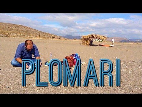 Vlog: Красивый пляж Пломари ❤️ Plomari, Lesvos