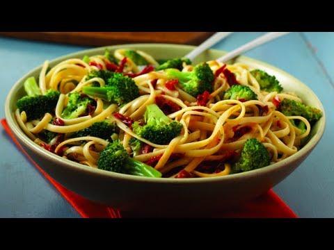 Linguine with Broccoli