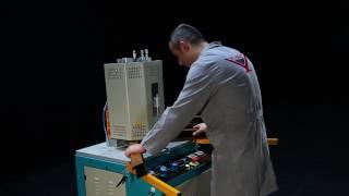 Yılmaz Makine |TK 505 - PVC Tek Köşe Kaynak Makinesi