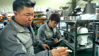 현대종합기계 홍보 동영상 (korean)