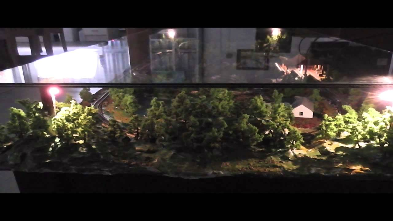 coffee table trainset - youtube