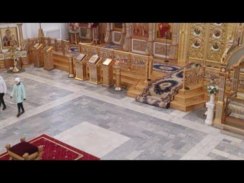 12.04.2020 Вербное Воскресенье – Божественная Литургия