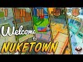 Evolution of Nuketown (Nuketown Easter Eggs in Every CoD) | BO1-BO4
