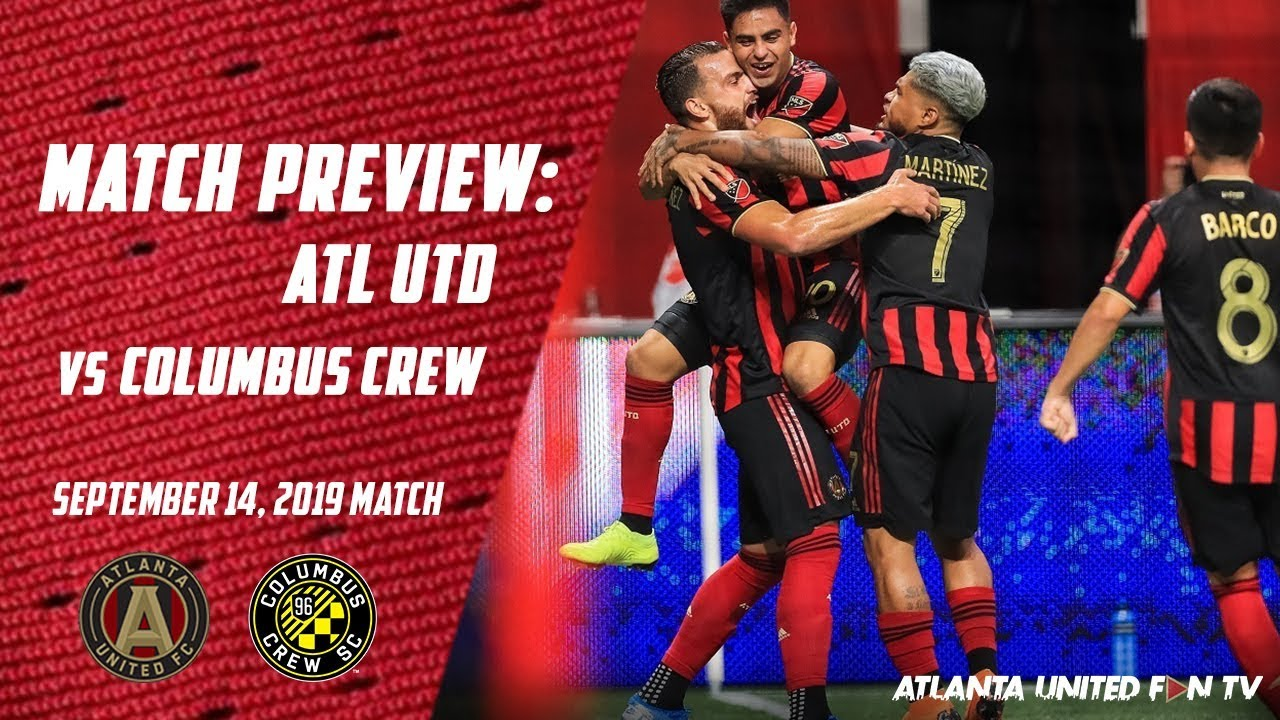 half off fdee9 be791 How Atlanta United Can Get 3 Points Against the Crew | ATL UTD vs COLUMBUS  CREW | MATCH PREVIEW