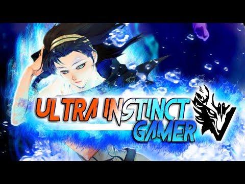 Ultra Instinct Gamer