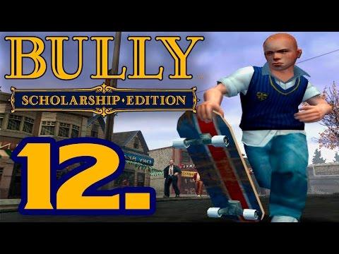 BULLY - LA CASA DE CRISTAL #12 - GAMEPLAY ESPAÑOL