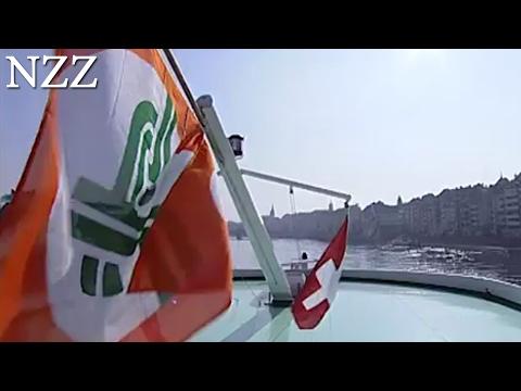 Die Basler Rheinhäfen - Dokumentation Von NZZ Format (2003)