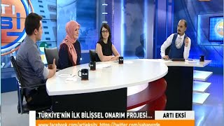 Türkiye'nin ilk bilişsel onarım projesi hayata geçiyor...