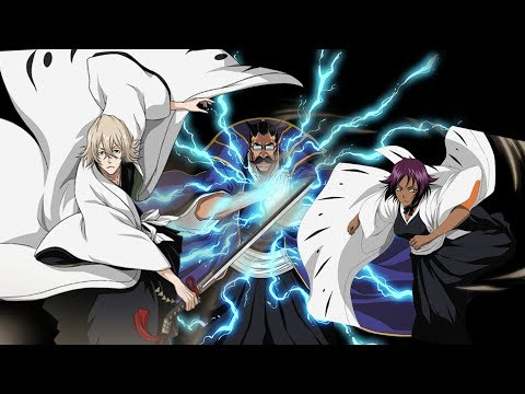 A Change In The Resurrection Formula - Past Tessai, Yoruichi & Kisuke's Stats & Skills