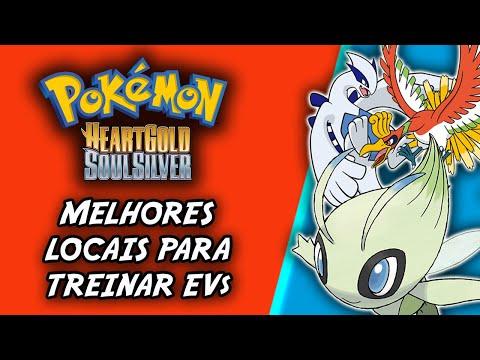 Pokemon HeartGold/Soul Silver - Best EV Training Spots