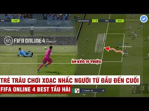 FIFA ONLINE 4 | Tuyền Văn Hóa bị trẻ trâu cà khịa gạ kèo 30 triệu và cái kết không thể đắng hơn