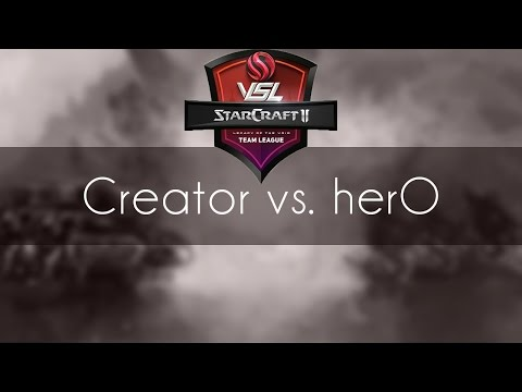 Creator vs. herO - PvP - VSL Individual League