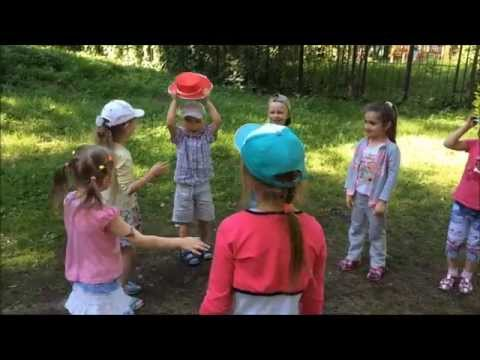 Игра  Передай шляпу ( мана - мана)