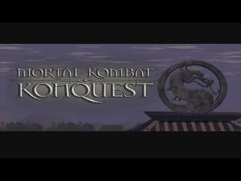Mortal Kombat : Deception - Konquest Walkthrough [Pt 1/13 - Earthrealm Village]