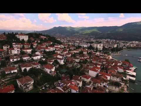 Ohrid fly - Лет над Охрид