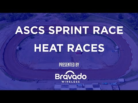 You are watching the | ASCS Sprint Car Race Feature Races At The TRI-STATE Speedway in Pocola Oklahoma! on Bravadotv.com Enjoy this evenings ASCS ... - dirt track racing video image