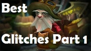 Best League Bugs and Hacks Compilation Part 1