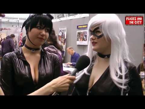 Catwoman & Black Cat Cosplay Interview